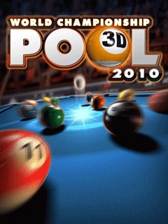 Tải game World Championship Pool 2010 3D - Đánh bi da 3D