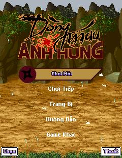 Tải game Dòng Máu Anh Hùng