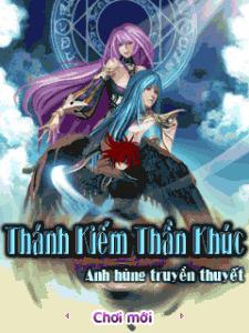 Tải game Thánh Kiếm Thần Khúc - Anh Hùng Truyền Thuyết