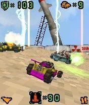 Tải game Đua xe bắn súng - Guns Swheel And Madhead