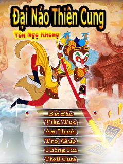 Tải game Tôn Ngộ Không - Đại Náo Thiên Cung