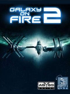 Tải game Galaxy On Fire - Bão lửa Thiên Hà