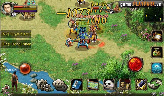 Tai game Thiên Địa Quyết cho Nokia , Java , Android