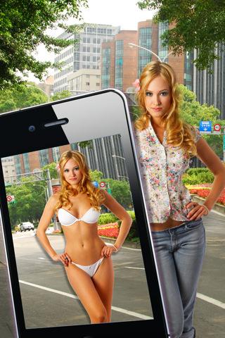 [Android, Java] Tải phần mềm chụp ảnh xuyên quần áo miễn phí cho điện thoại
